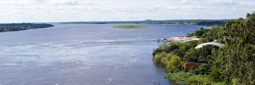 Zollbestimmungen für die Republik Paraguay