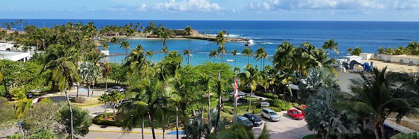 Reiseinformationen für den Freistaat Puerto Rico (Außengebiet der USA in der Karibik)