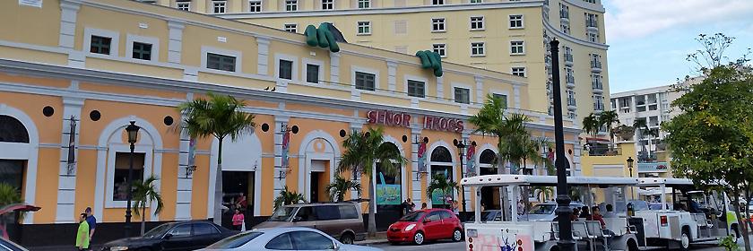 Zollbestimmungen für den Freistaat Puerto Rico (Außengebiet der USA in der Karibik)