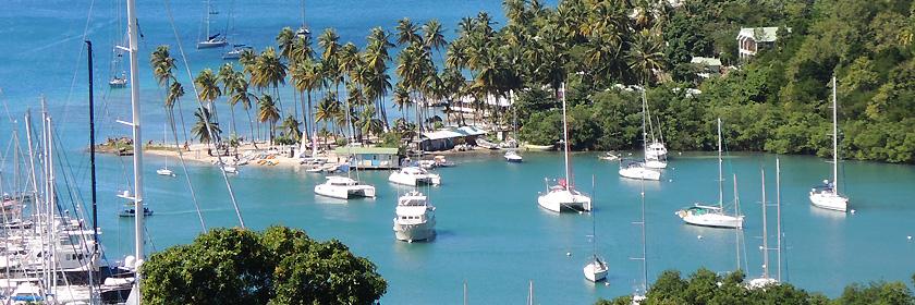 Reiseinformationen für Saint Lucia