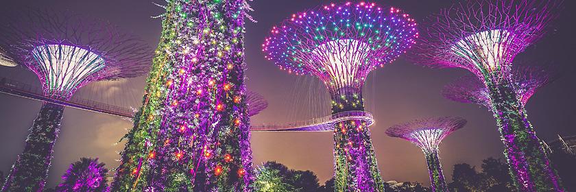 Reiseinformationen für die Republik Singapur