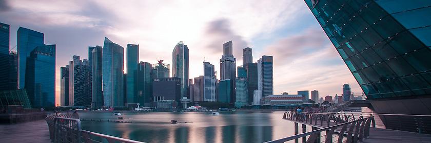 Reisen mit dem Auto (Pkw) in die Republik Singapur