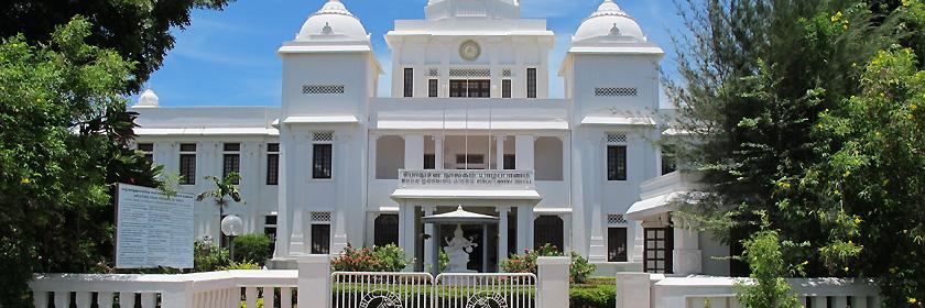 Reiseinformationen für die Demokratische Sozialistische Republik Sri Lanka
