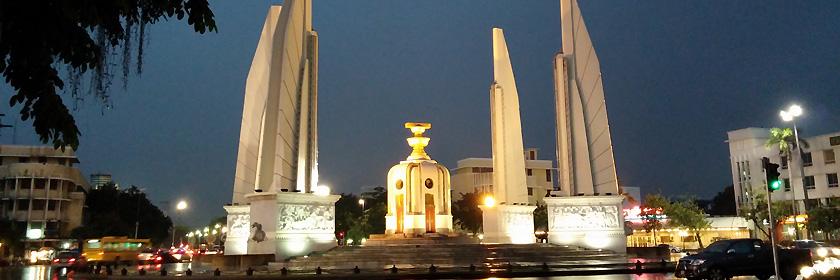 Reiseinformationen für das Königreich Thailand