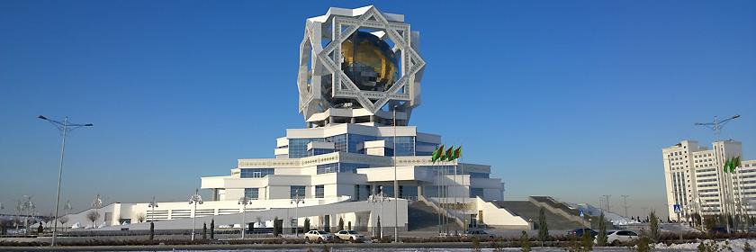 Reiseinformationen für Turkmenistan